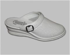 Купить медицинскую обувь (медобувь): тапочки в